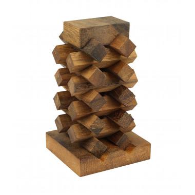 Casse-tête en bois - Le...
