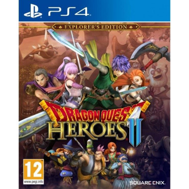 Dragon Quest Heroes 2...