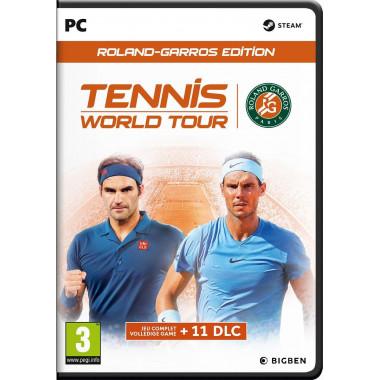 Tennis World Tour : Roland...
