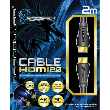 Dragonwar HDMI 2.0 4K...