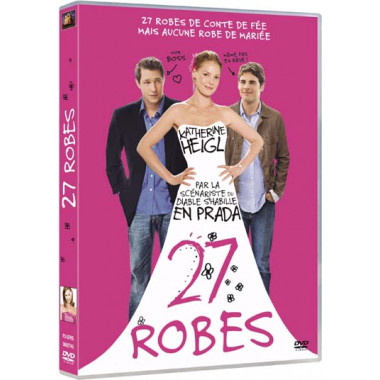 27 Robes [DVD]