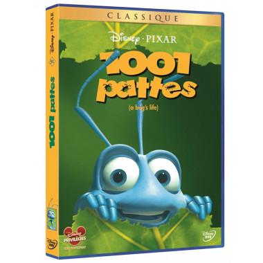 1001 Pattes [DVD]