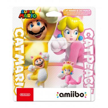 Amiibo Cat Mario & Cat...