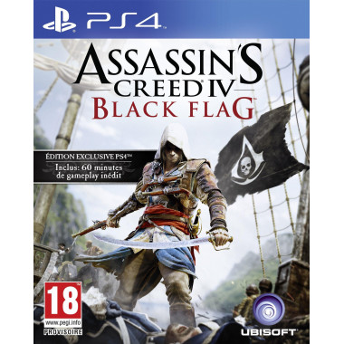 Assassin's Creed 4 - Black...