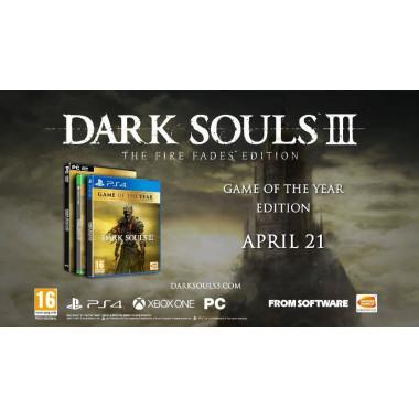 Dark Souls 3 : The Fire...