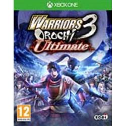 Warriors Orochi 3 Ultimate...