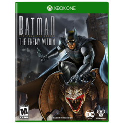 Batman : The Enemy Within -...