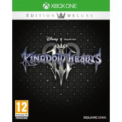 Kingdom Hearts III Deluxe...