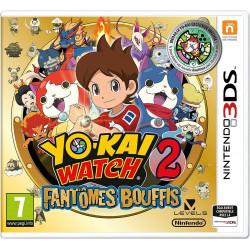 Yo-Kai Watch 2 : Fantômes...
