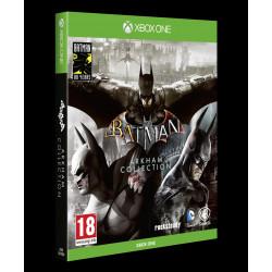 Batman: Arkham Collection...