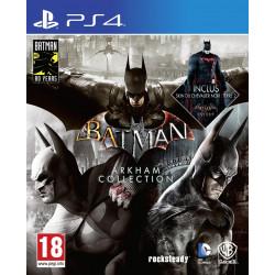 Batman : Arkham Collection...