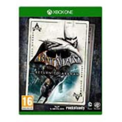 Batman : Return to Arkham...