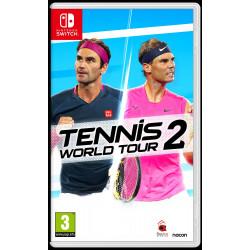 Tennis World Tour 2 (Switch)