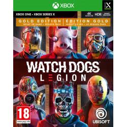 Watch Dogs Legion Gold Edition
