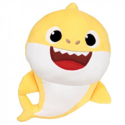 Baby Shark - Peluche souple...