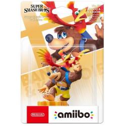 Amiibo n°85 Banjo & Kazooie...