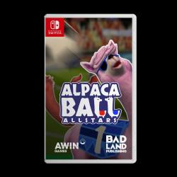 Alpaca Ball: Allstars (Switch)
