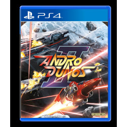 Andro Dunos 2 (PS4)