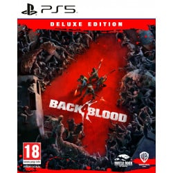Back 4 Blood Deluxe Edition...