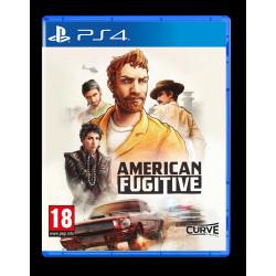 American Fugitive (PS4)