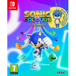 Sonic Colours Ultimate Day...
