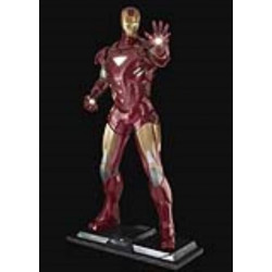 Avengers - Statue taille...