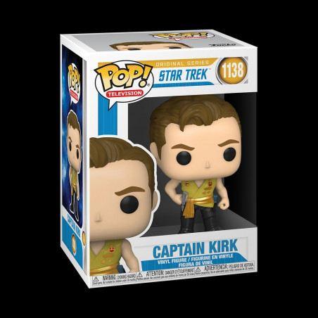 Funko Pop! TV: Star Trek: The Original Series - Captain Kirk (Mirror Mirror Outfit)