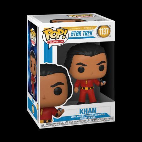 Funko Pop! TV: Star Trek: The Original Series - Khan
