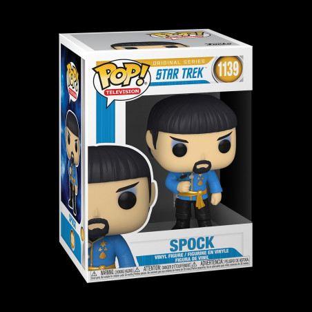 Funko Pop! TV: Star Trek: The Original Series - Spock (Mirror Mirror Outfit)
