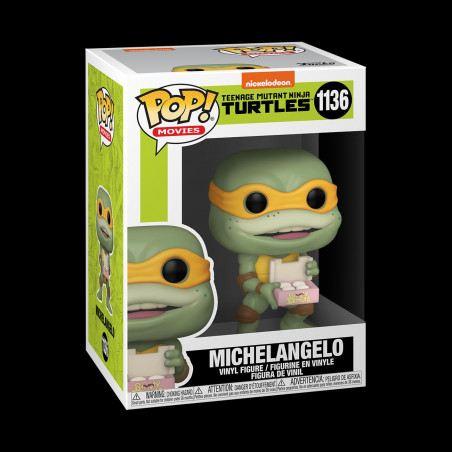 Funko Pop! Movies: Teenage Mutant Ninja Turtles 2: Secret of the Ooze - Michelangelo