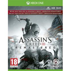 Assassin's Creed III...