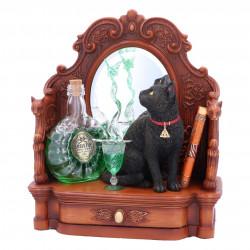 Absinthe - Figurine de chat...