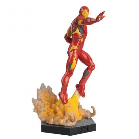 Marvel 1:18 Dynamics Figure - Iron Man 13 cm