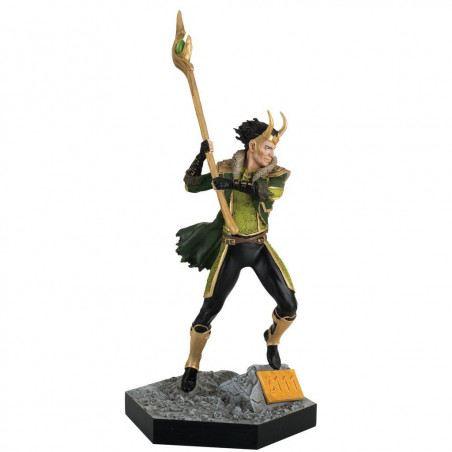 Marvel 1:18 Dynamics Figure - Loki 13 cm