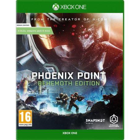Phoenix Point Behemoth Edition (Xbox One)