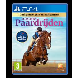 Alles over Paardrijden (PS4)