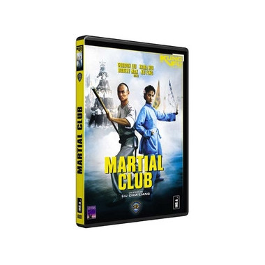 Martial club - wu guan